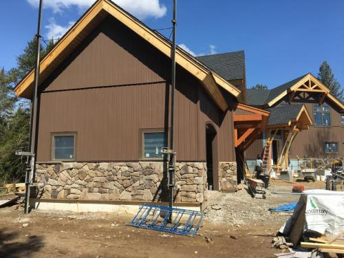 Legault Construction - Chateaugay Lake House