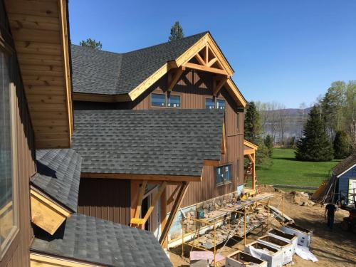 Legault Construction - Chateaugay Lake House 12