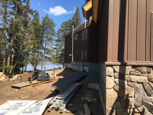 Legault Construction - Chateaugay Lake House 2