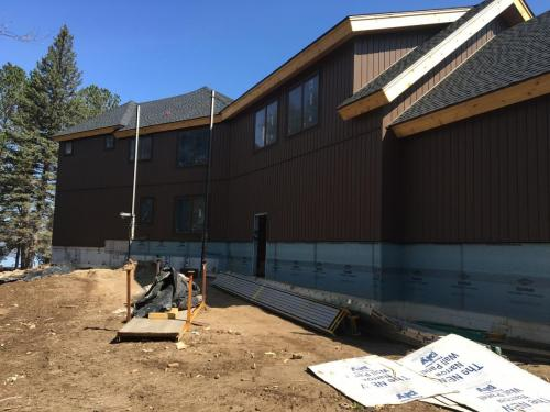 Legault Construction - Chateaugay Lake House 3