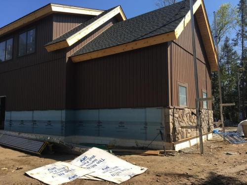Legault Construction - Chateaugay Lake House 4