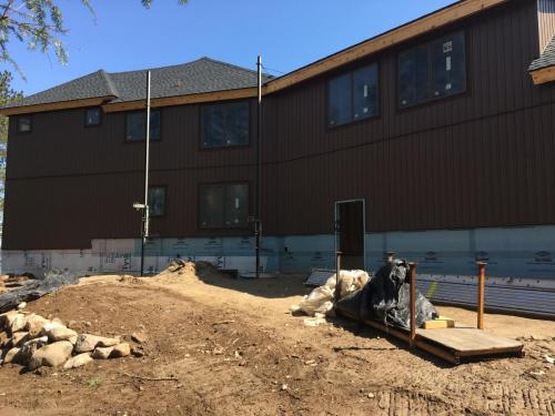 Legault Construction - Chateaugay Lake House 5