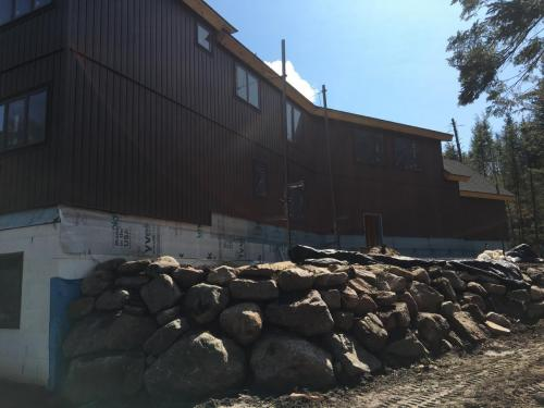 Legault Construction - Chateaugay Lake House 8