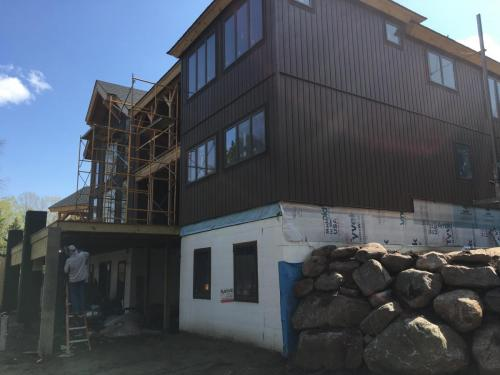 Legault Construction - Chateaugay Lake House 9